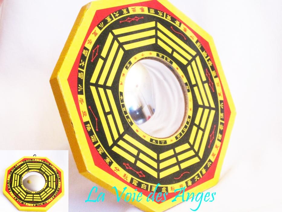 Miroir convexe miroirs catalogue2 la voie des anges for Miroir concave convexe