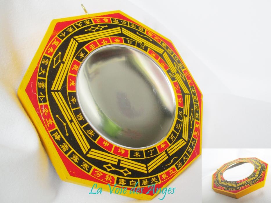 Miroir concave miroirs catalogue2 la voie des anges for Miroir concave convexe