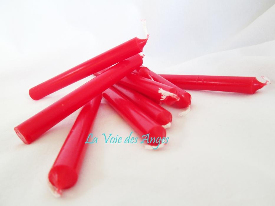petite bougie rouge bougies catalogue2 la voie des anges ventes en ligne de produits. Black Bedroom Furniture Sets. Home Design Ideas