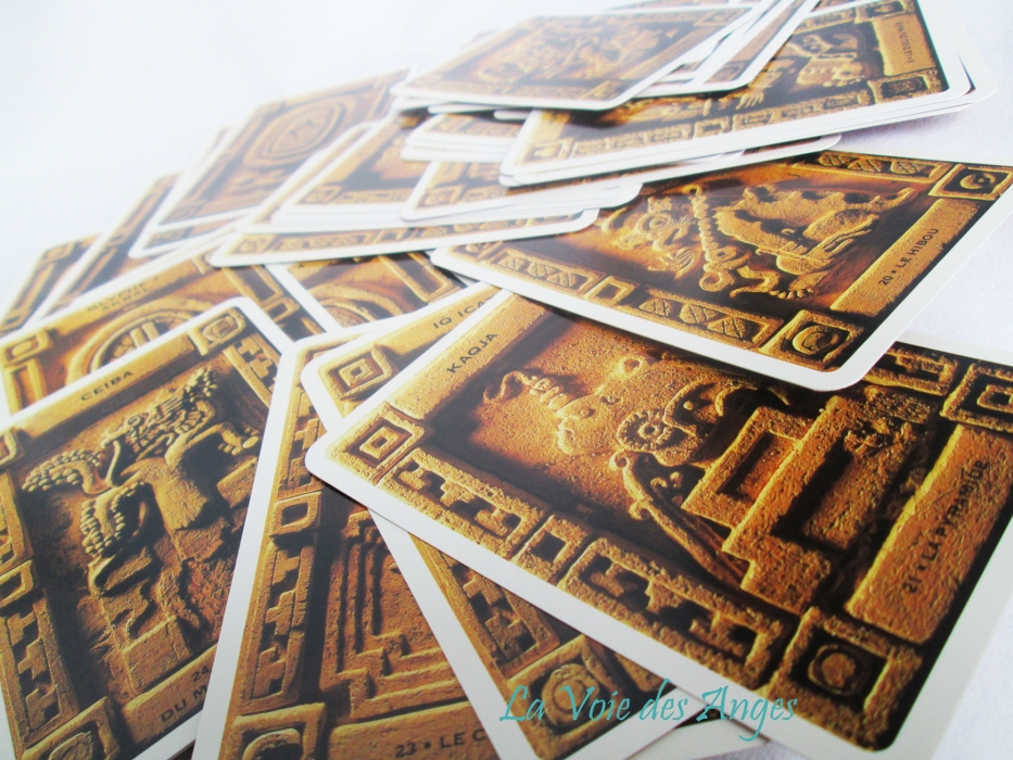 63f6fa7442caec T.Cartes La Sagesse Maya - Guidez vos pas - Tarots et Oracles ...